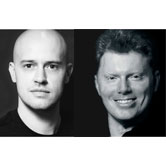Viv McLean and Tim Horton, piano four hands