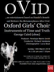 Ovid – Oxford Girls' Choir