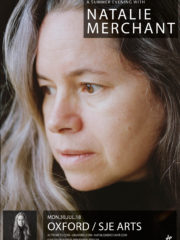 A Summer Evening with Natalie Merchant