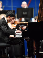 Eric Lu to replace Javier Perianes, piano