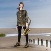 Jess Gillam, saxophone