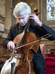 Robert Max plays Bach's Six Suites for Solo Cello