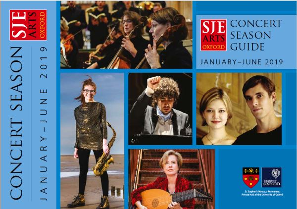 SJE Arts Season Guide Jan-Jun2019
