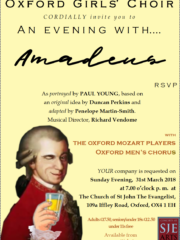 An Evening with Amadeus