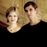 Alina Ibragimova and Cédric Tiberghien, violin and piano