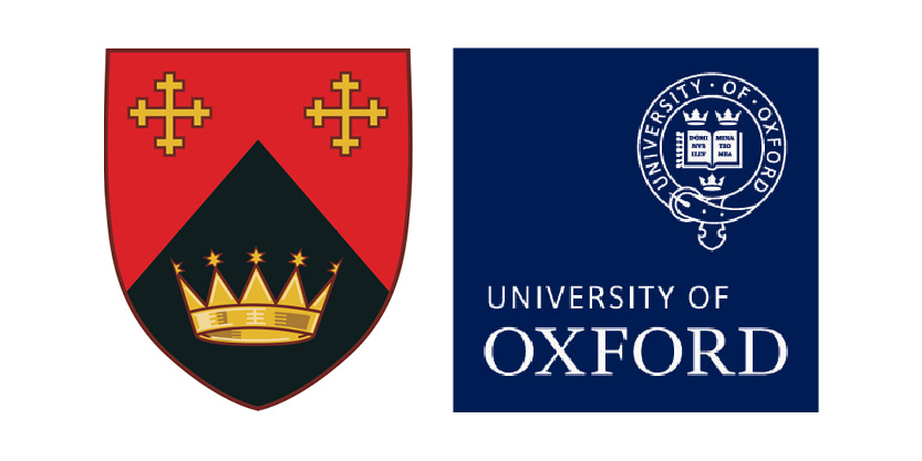 St Stephens House and University of Oxford Logos