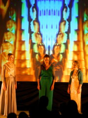 Hildegard Transfigured: A medieval trance for the 21st Century