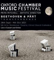 Oxford Chamber Music Festival 2021