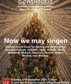 Commotio 'Now We May Singen'